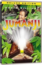 SONY PICTURES JUMANJI Deluxe Edition Film DVD