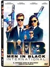 SONY PICTURES MIBINTESB Men In Black International Steelbook Film BluRay