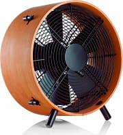 STADLER Ventilatore da Terra a Pale ø 35 cm 3 Velocità Legno Bambù  Nero Otto