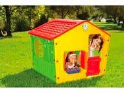 STARPLAY 01-561 Casa Casetta gioco giardino bambini cm 140x108x115 h - Village