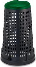 STEFANPLAST 24705 Pattumiera Bidone Spazzatura Trespolo lt. 100 Ø cm. 58x90 h