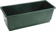 STEFANPLAST 51400 Vaso Tipo B Rettangolare Verdone 40x17 h. 14