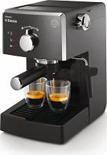 Saeco Macchina Caffè Espresso Manuale cialdepolvere Saeco Poemia HD842311