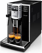 Saeco Macchina Caffè Espresso Automatica Cappuccino Polvere Macinato HD891102