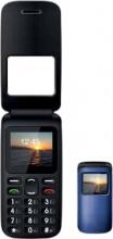 "SAIET 13500810 Pronto Flip Smartphone 1.8"" 75 G Blu"