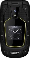 "SAIET 13500916 Sicuro Smartphone 2.4"" 140 G Nero"