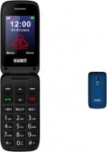 """SAIET 13500927 Scudotre Smartphone 2.4"""" 100 G Blu Grafite"""