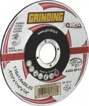 Saint Gobain 66252834032 grinding Forza Disco Piano per Ferro 115x1,6 Pezzi 50