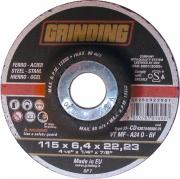 Saint Gobain 66252922561 grinding Minidisco Per Sbavare Ferro 115x6,4 Pezzi 25