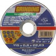 Saint Gobain 66252922771 grinding Minidisco Per Ferro ø 115x0,8 Pezzi 50