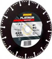 Sait 70184601685 Grinding Disco Diam. Platinum Multi Cut D.230