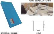 Salento Tnt T227 Tovaglia Coprimacchia Tnt 100x100 Set 25 pezzi Celeste