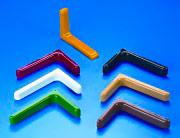 Samit Italia Reggimensola Staffe per mensola 12x8 cm colore Ciliegio 00100.1210