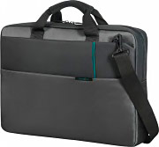 "Samsonite 16N-09-003 Borsa Notebook 17,3"" colore Antracite - QIBYTE"