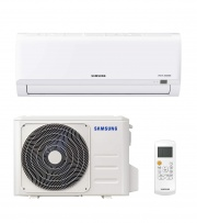 Samsung AR09TXHQBWKNEU + AR09TXHQBWKXEU Climatizzatore Inverter 9000 Btu Condizionatore A++A+ Malibù F-AR09MLB