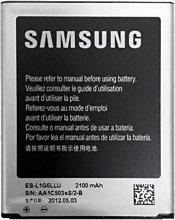 Samsung Batteria Ioni di Litio Cellulare Galsxy S III EBL1G6LLUC