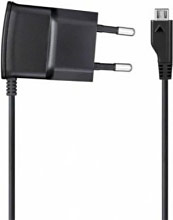 Samsung Alimentatore micro USB per Telefoni Cellulari ETA0U10E