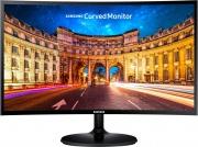 """Samsung Monitor PC Curvo 27"""" Full HD 250 cdm² Contrasto Mega VGA C27F390"""
