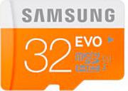 Samsung Scheda di memoria MicroSDHC 32 Gb Classe 10 48 Adattatore SD MBMP32DAEU