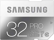 Samsung Scheda di Memoria SD 32GB Classe 10 PRO MB-SG32D