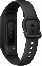 Samsung SM-R375NZKAITV Galaxy Fit e Smartwatch Orologio Cardio ContaPassi Nero