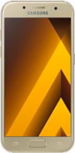 Samsung Galaxy A3 2017 Smartphone 4.7 16Gb 4G 3G Wifi Android 6.0 Oro SMA320FZD