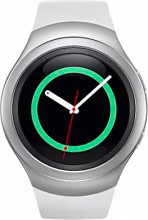 Samsung Smartwatch Smart Watch Touch Wi-Fi Gear S2 SM-R7200ZWAITV