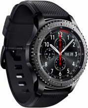 Samsung SM-R760N GEAR S3 FRONTIER Smartwatch Fitness Touch Bluetooth WiFi Android SM-R760 Gear S3 frontier