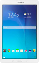 """Samsung SM-T560NZWAITV Galaxy Tab E Tablet 9.6"""" Touch 8GB 5Mpx Wi-Fi GPS Android"""