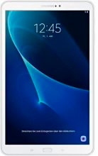 Samsung Tablet 10.1 Touch 16GB Bluetooth WiFi Android Galaxy Tab A SMT580NZWAITV