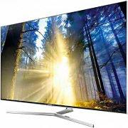 "Samsung TV LED 55"" 4K Ultra HD DVB T2 Smart Tv Hub UE55KS8000 Quantum Dot ITA"