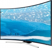 Samsung TV LED 55 Curvo 4K Ultra HD DVB T2 Smart Tv Hub App Wifi UE55KU6100 ITA