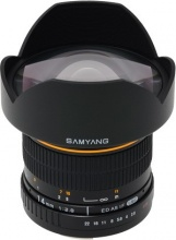 Samyang 8809298883218 Obiettivo 14mm F2.8 IF ED MC Aspherical (Nikon)