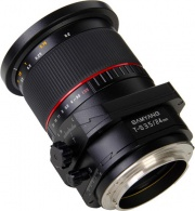 Samyang 8809298885175 Obiettivo T-S 24mm 1:3.5 ED AS UMC (Canon)