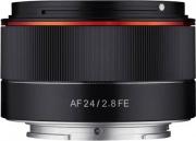 Samyang F1213906101 Obiettivo fotografico AF 24mm F2.8 Sony FE SYA2SE