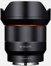 Samyang SYA1SE Obiettivo AF 14mm F2.8 FE (Sony FE)