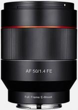Samyang SYA5SE Obiettivo 50mm F1.4 AS UMC per Sony E-M