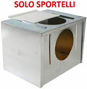 Sandano Sportelli per nidi conigli dimensione 25x19 cm SPN
