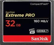 Sandisk SDCFXPS-032G-X46 Scheda di memoria Compact Flash 32GB