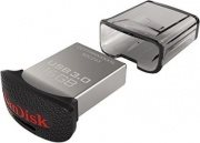 Sandisk Memoria Pen Drive 16 GB USB 3.0 NeroArgento Ultra Fit SDCZ43-016G-G46