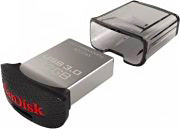 Sandisk Memoria Pen Drive 32 GB USB 3.0 NeroArgento Ultra Fit SDCZ43-032G-G46