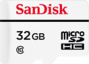 Sandisk SDSDQQ-032G-G46A micro SD 32 GB Classe10 High Endurance Video Monitoring