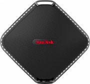 Sandisk SSD Esterno USB 3.0 250 Gb Portatile Extreme 500 SSD SDSSDEXT-250G-G25