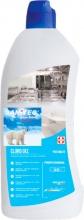 Sanitec 1562-S Gel Sanificante al Cloro Confezione 6 pezzi da 1000 ml