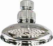 """Sassi 226 Soffione Doccia con testa Snodata in metallo misura 12""""  CROM.SNOD"""