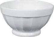 Saturnia 4001162 Scodella costolata 14 cm Bianco Porcellana