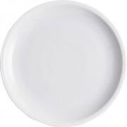 Saturnia Roma Piano Piatto piano 23.5 cm Porcellana Bianco