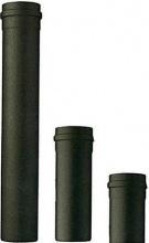 Save Fumisteria PNL801 Tubo per Pellet Ø 8 cm Lung 0,5 m colore nero opaco