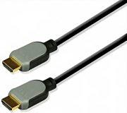 Sbs Cavo HDMI V 1.4 high speed con antisdisturbo, lunghezza cavo 5 metri