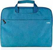 Sbs TANBSLIMBAG13B Borsa Netbook 13 porta pc portatile col Blu Handle Lux